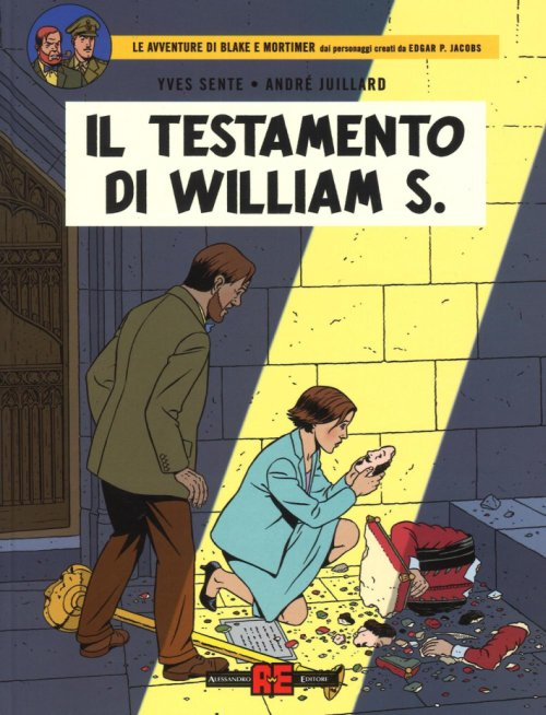 Il testamento di William. Blake e Mortimer. Vol. 26.