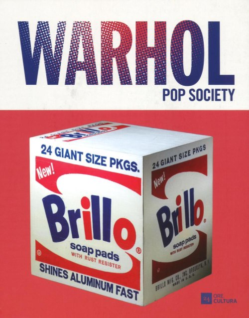 Andy Warhol. Pop Society.