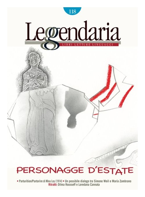 Leggendaria. Vol. 118: Personagge d'estate.