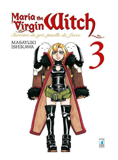 Maria the virgin witch. Vol. 3.
