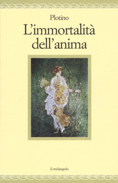L'immortalità dell'anima.
