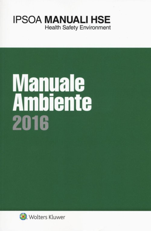 Manuale ambiente 2016.