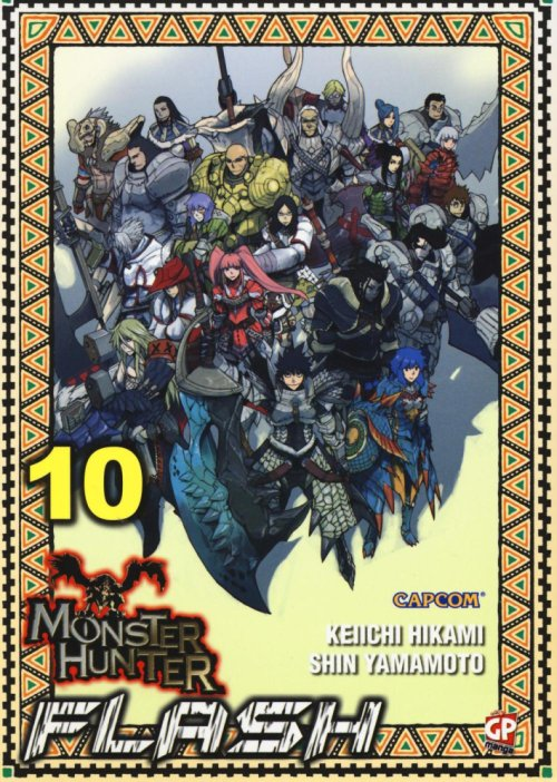 Monster Hunter Flash. Vol. 10.