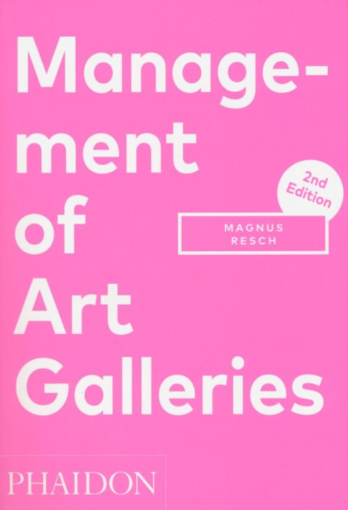 Management of art galleries.
