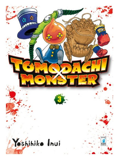 Tomodachi x monster. Vol. 3.
