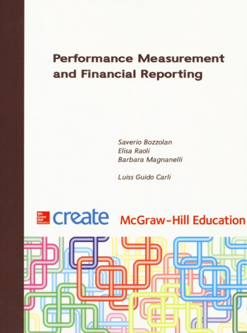 Performance measurement and financial reporting.