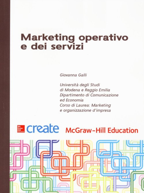Marketing operativo e dei servizi.