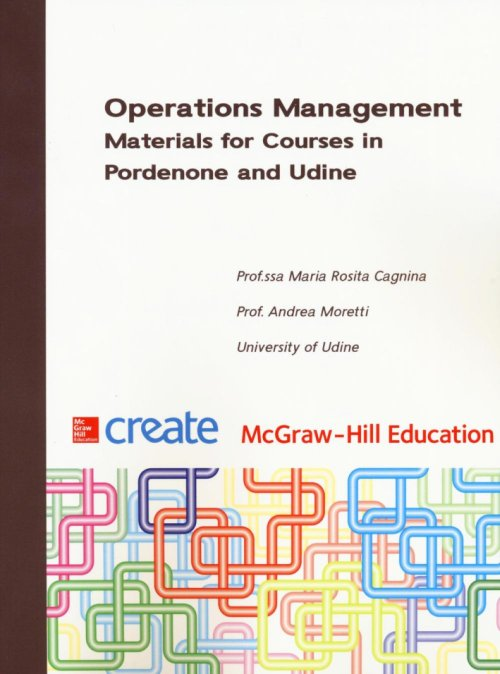 Operation management. Connect bundle.