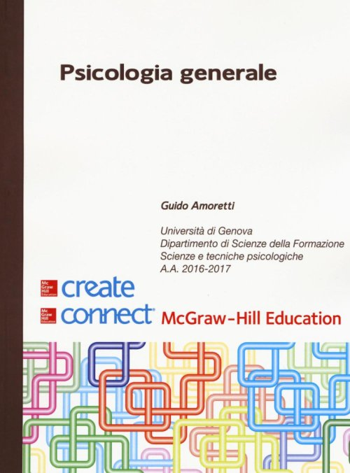 Psicologia generale. Connect bundle.