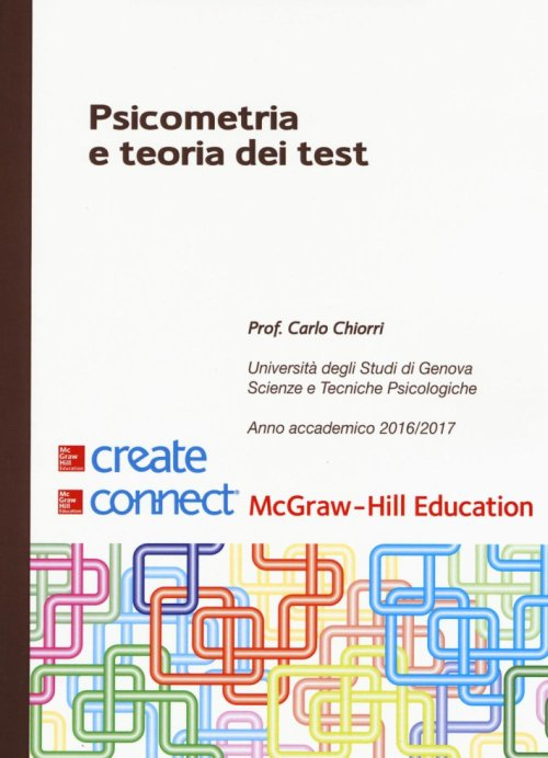 Psicometria e teoria dei test. Connect bundle.