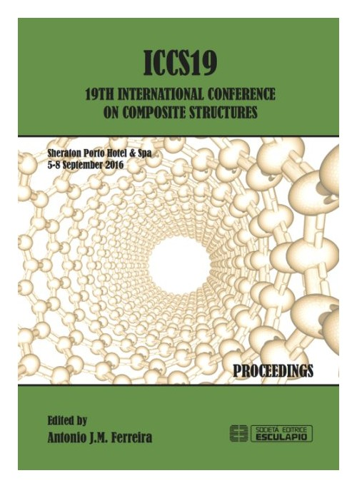 19th International Conference on composite structures (Porto, 5-8 settembre 2016).