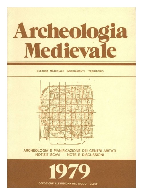 Archeologia medievale (1979). Ediz. multilingue. Vol. 6.