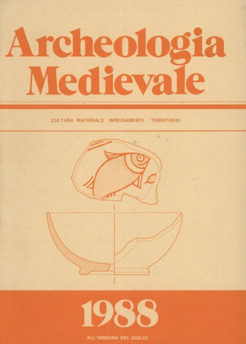 Archeologia medievale (1988). Ediz. multilingue. Vol. 15.
