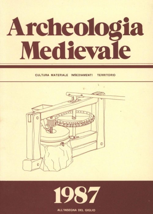Archeologia medievale (1987). Ediz. multilingue. Vol. 14.