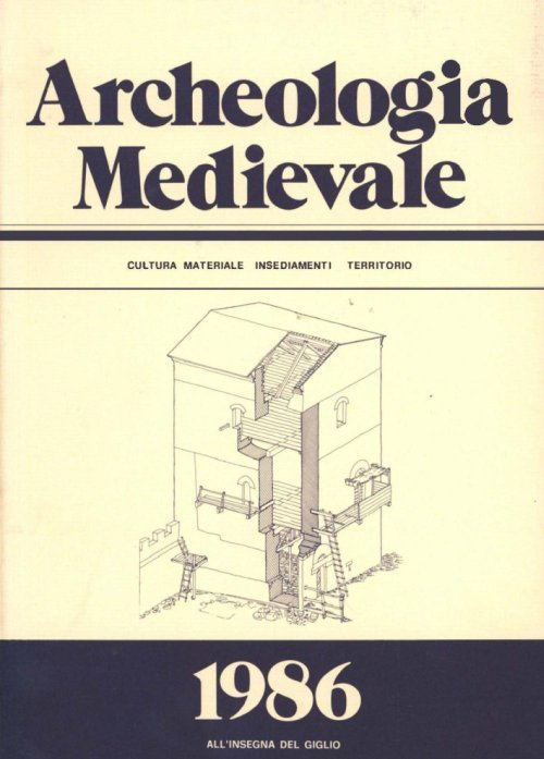 Archeologia medievale (1986). Ediz. multilingue. Vol. 13.