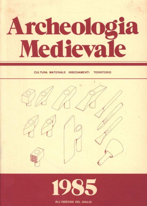 Archeologia medievale (1985). Ediz. multilingue. Vol. 12.