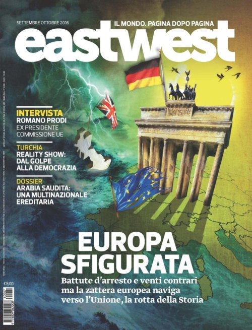 Eastwest (2016). Vol. 67.
