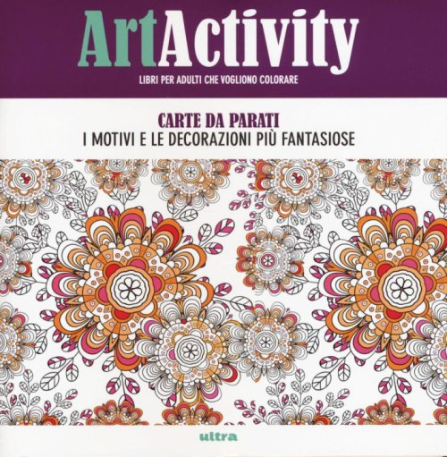 Art activity. Carte da parati.