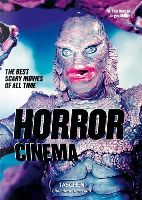 Horror cinema. Ediz. inglese.