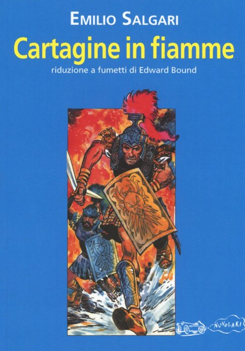 Cartagine in fiamme.