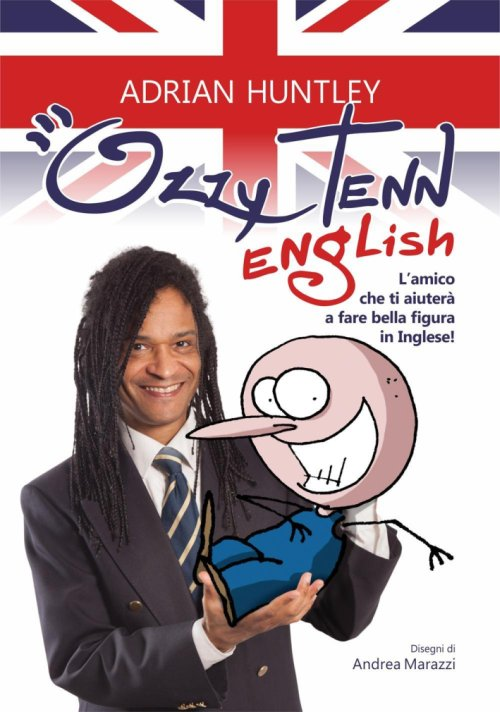 Ozzy Tenn English. L'amico che ti farà fare bella figura in inglese.