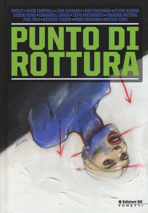 The tipping point­Punto di rottura.