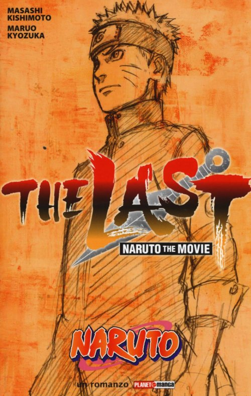 The Last: Naruto the Movie.