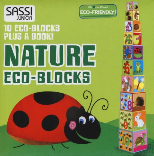 Nature. Eco-blocks.