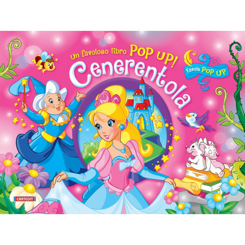 Cenerentola. Pop-up.