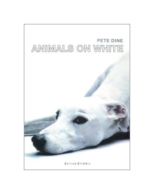Animals On White.