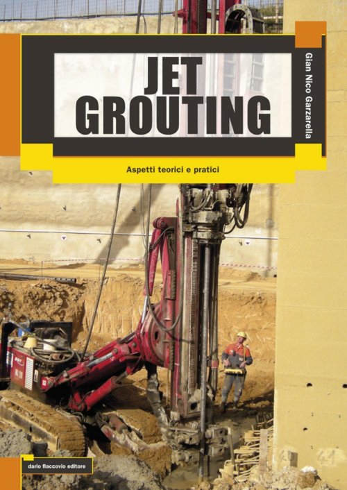 Jet grouting.
