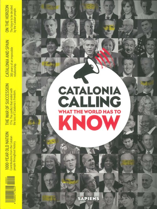 Catalonia Calling What the World Has To Know. With DVD.