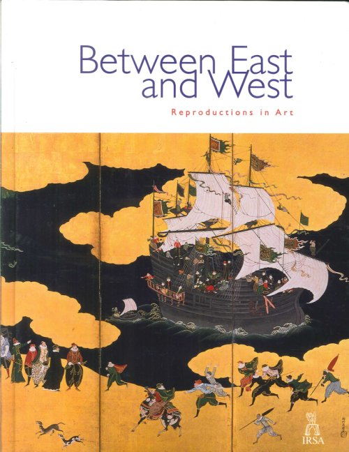 Between East and West. Reproduction in Art.