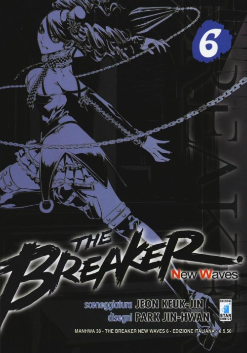 The breaker. New waves. Vol. 6.