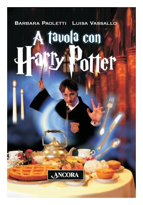 A tavola con Harry Potter.