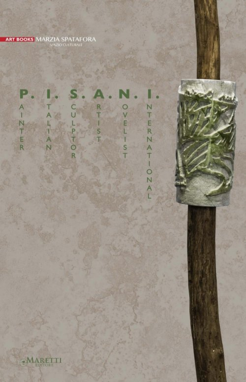 P.I.S.A.N.I. Painter, Italian, Sculptor, Artist, Novelist, International.