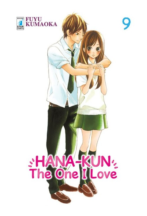 Hana-Kun, the one I love. Ediz. italiana. Vol. 9.