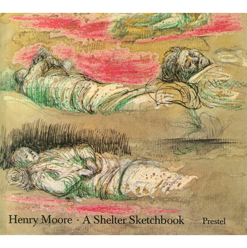 Henry Moore. A Shelter Sketchbook.