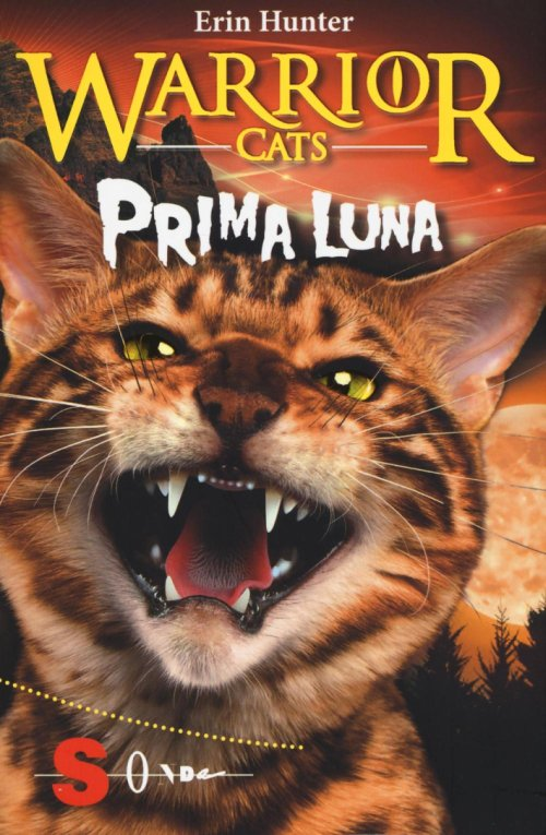 Prima luna. Warrior cats.