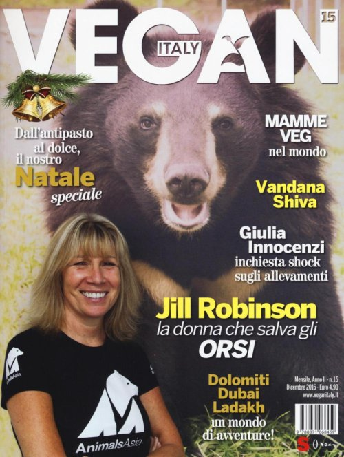 Vegan Italy (2016). Vol. 15.