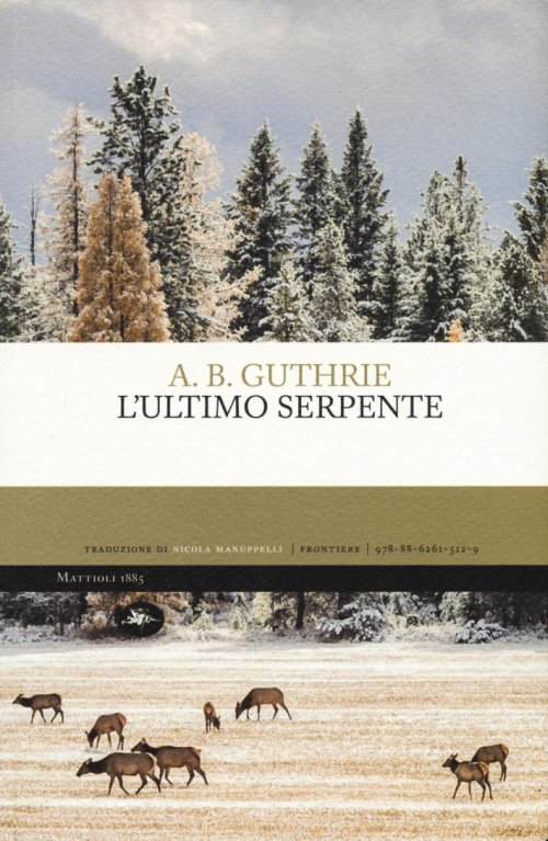 L'ultimo serpente.