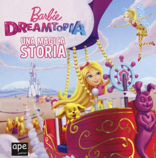 Barbie dreamtopia ministoria.