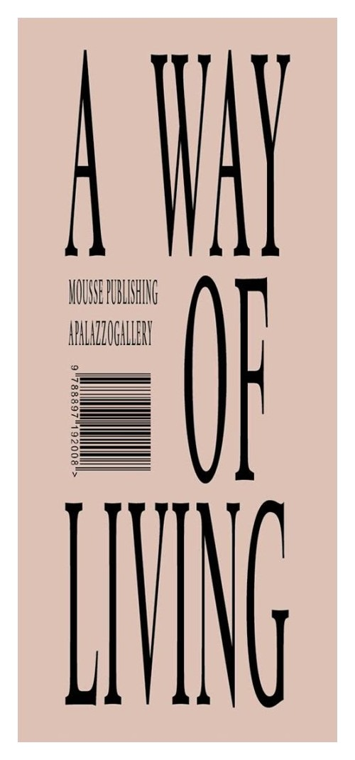 Way of living (A). Con 2 opuscoli imbustati. Ediz. italiana e inglese.