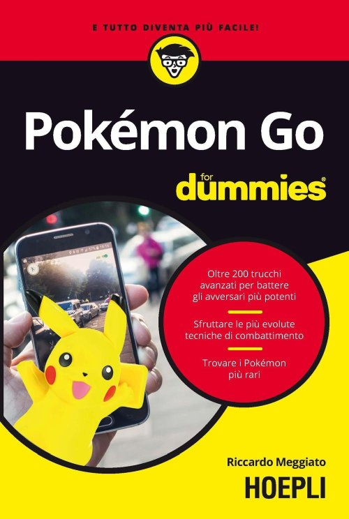 Pokémon GO For Dummies.