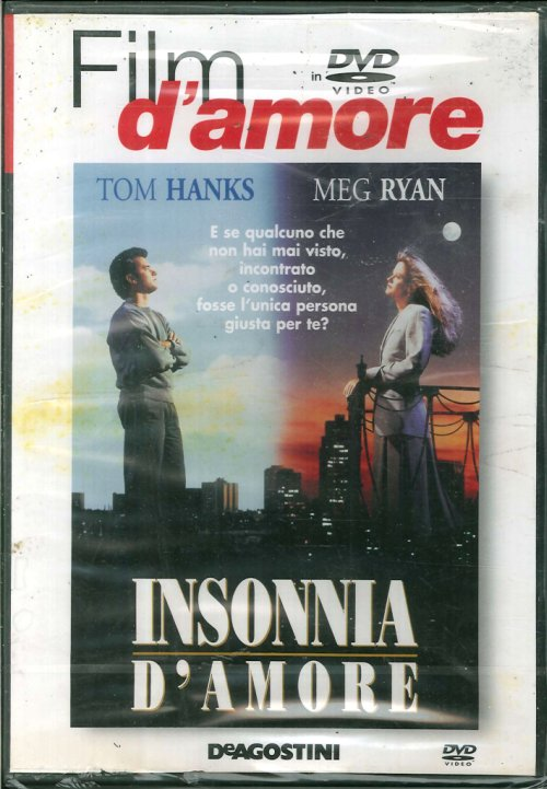 Insonnia d'amore. Dvd.