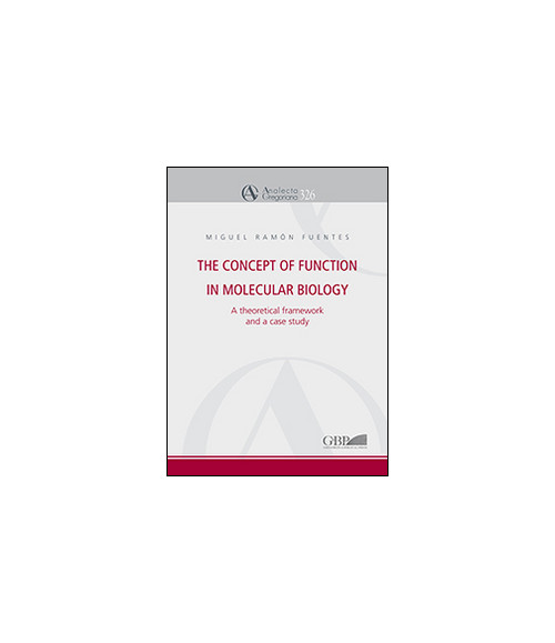 The concept of function in molecular biology. A theoretical framework and a case studyc.