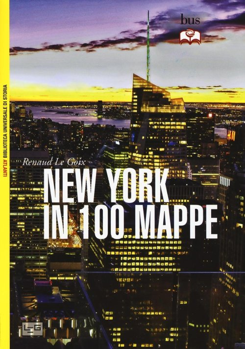 New York in 100 mappe.