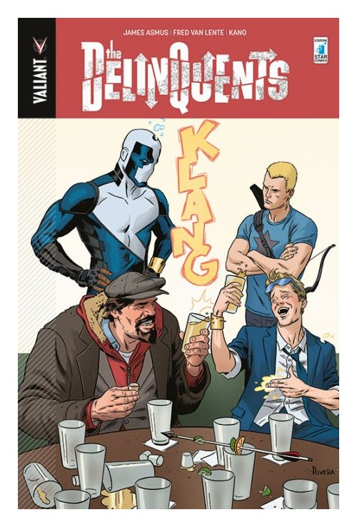 The delinquents.
