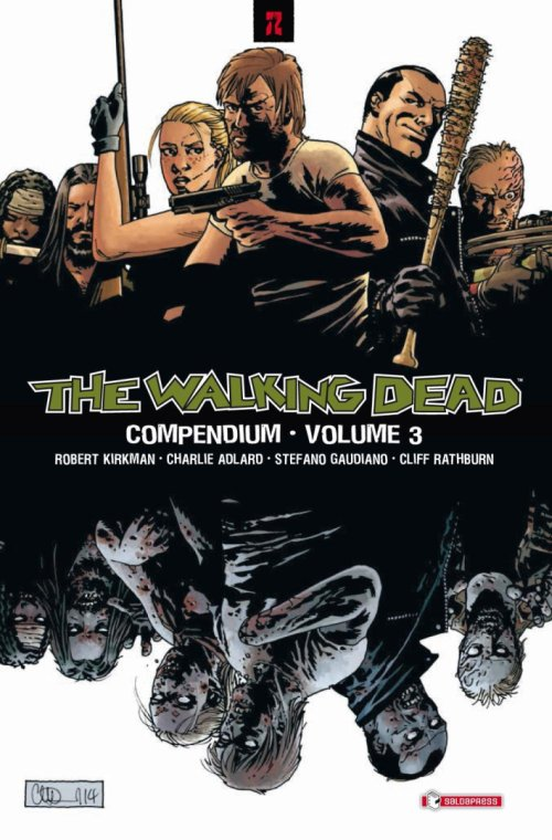 Compendium. The Walking Dead. Vol. 3.