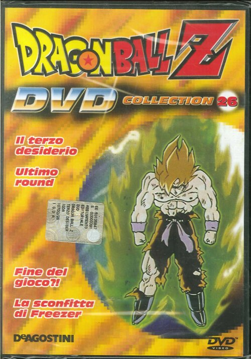 Dragonball Z Collection 26. DVD.
